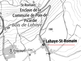 Domaine du Temple La Haye-Saint-Romain