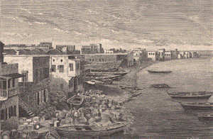 Tripoli, Reproduction Hafen