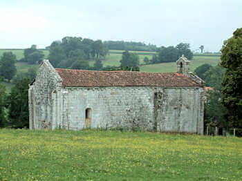 Chapelle du Temple de Malleyrand