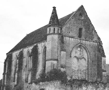 Chapelle de Noisy-le-Temple