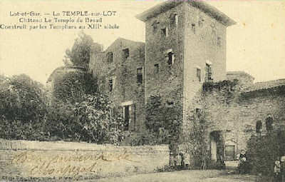 Temple-sur-Lot